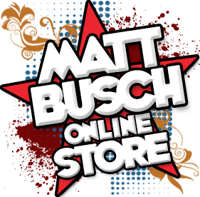 Matt Busch Online Store
